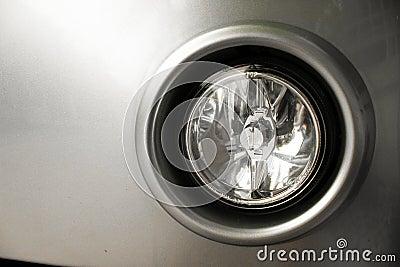 Car spot light