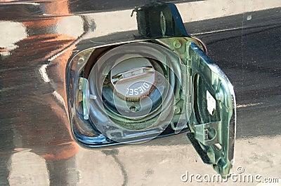 Car  Tank Detail