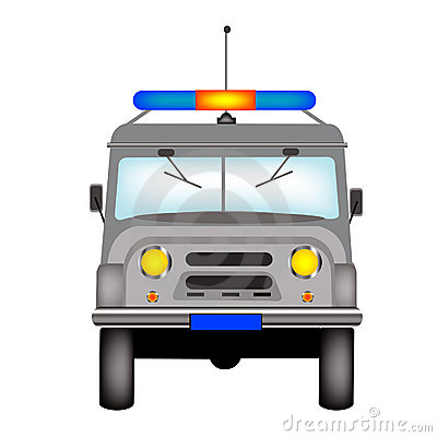 Car to police bodies