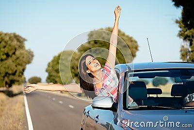 Car travel freedom