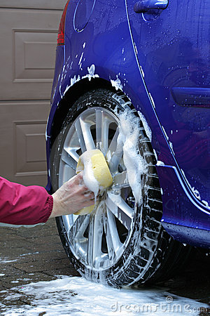 Free Car Wash Stock Images - 18050304