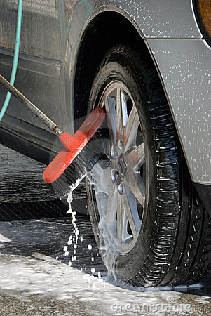 Free Car Wash Stock Images - 5101994