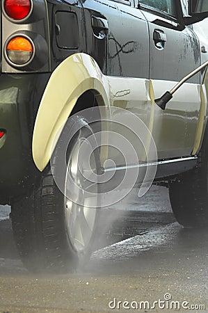 Free Car Wash Stock Photo - 7806320