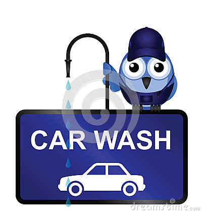Car Wash Sign