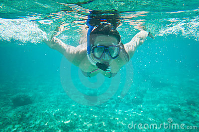 Caraïbische Zee onderwater