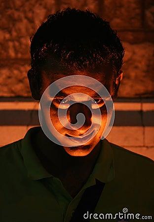 Cara del diablo
