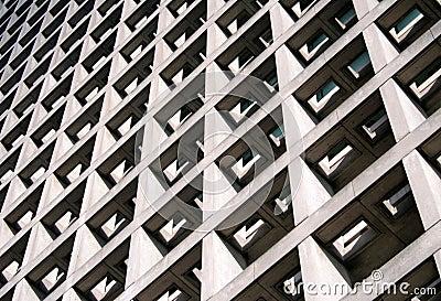 Cara del edificio