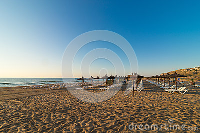 Carabssi海滩,阿利坎特