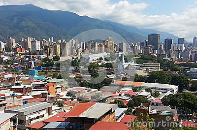 Caracas, Capital of Venezuela