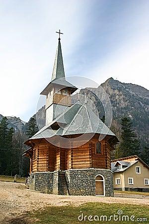 Caraiman monastery