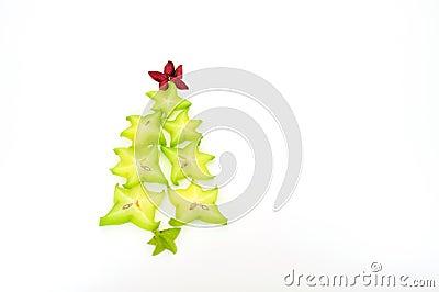 Carambola Christmas tree