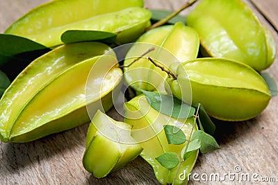 Carambola (Star Fruit)