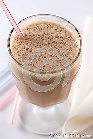 Free Caramel Milkshake Royalty Free Stock Images - 786789