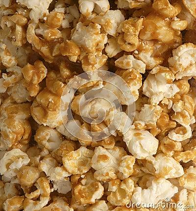 Free Caramel Popcorn Royalty Free Stock Photo - 13663985