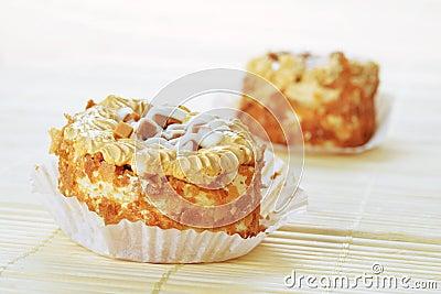 Caramel s  cupcake