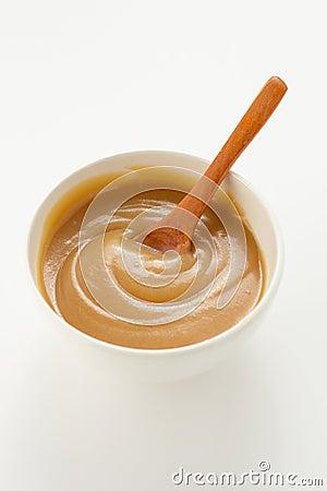 Free Caramel Sauce Stock Image - 33370441