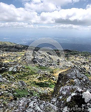Caramulo mountain