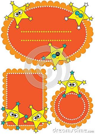 Carattere 123 Tags_eps della stella