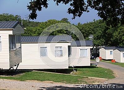 Caravan Park - Mobile Homes