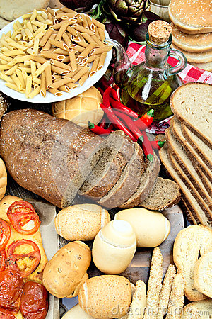 Free Carbohydrates Food Stock Photography - 38313722