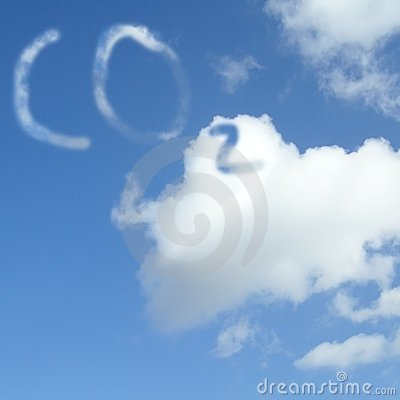 Free Carbon Dioxide Cloud Royalty Free Stock Photography - 8790737