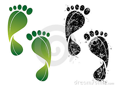 Carbon and eco footprints