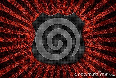 Carbon fiber shield