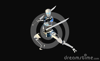Carácter androide