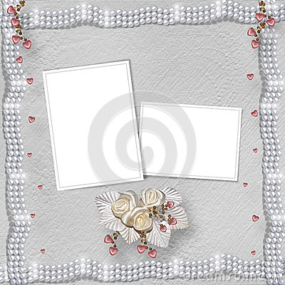 Card for anniversary to St. Valentine s Day wi