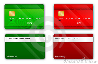 Card bank