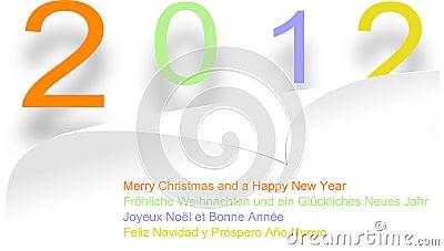 Card design 2012