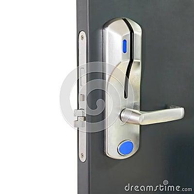 Card door lock