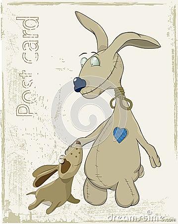 Card. Friends