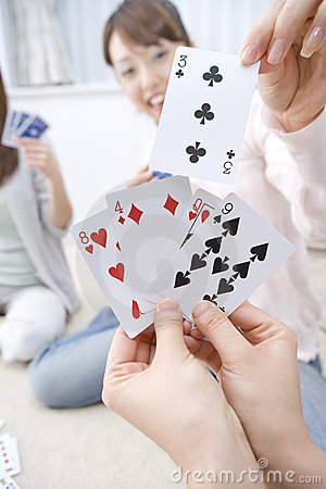 Free Card Game Stock Images - 10127454