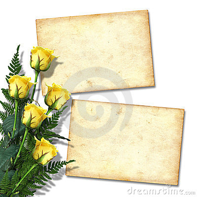 Card For Greeting Or Invitation Stock Images - Image: 23428644