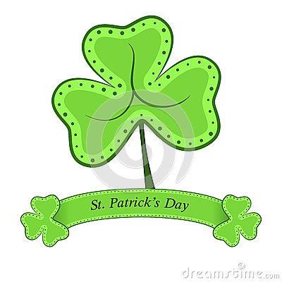 Card for St. Patricks day