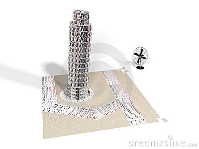 Card Tower _1
