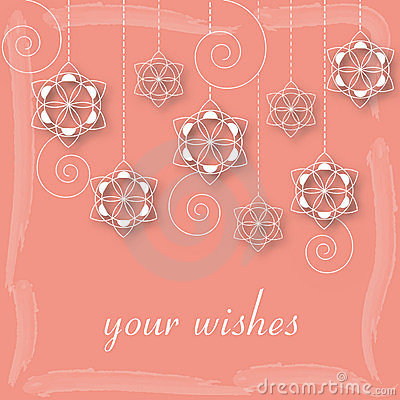 Card - your wishes