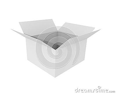 Cardboard box 01