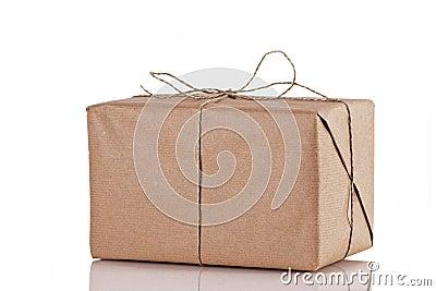 Cardboard Brown Parcel