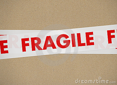 Cardboard - Fragile