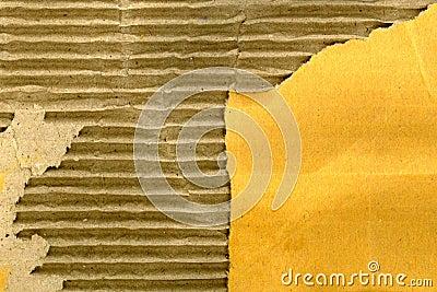 Cardboard sheet