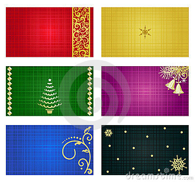 Free Cards And Tags Templates Stock Images - 7241514