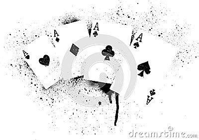 Cards Graffiti