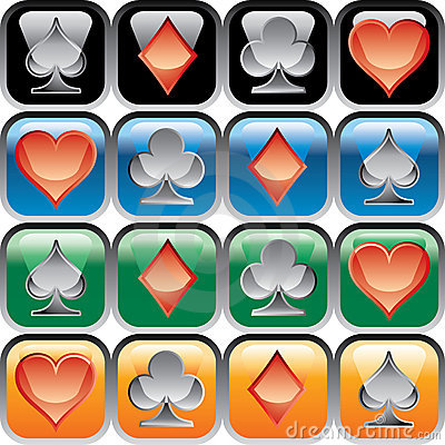 CARDSbuttons