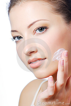 Free Care Of Skin Royalty Free Stock Photography - 7977797