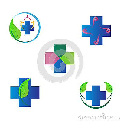 Care plus Vector Illustration
