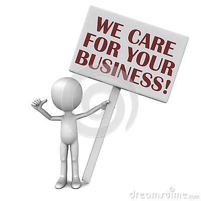 We care for your business