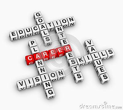 Career crossword