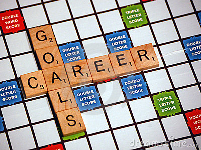 Career Goals Royalty Free Stock Images - Image: 18533979